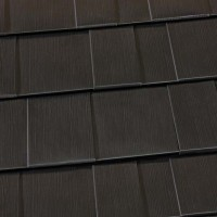 Oxford Shingle Metal Roof - Black
