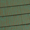 Oxford Shingle Metal Roof - Copper Patina