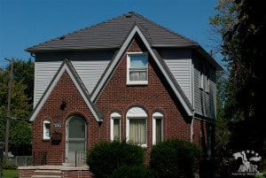 Oxford Shingle Metal Roof   Shake Gray