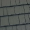 Rustic Shingle Metal Roof - Deep Charcoal