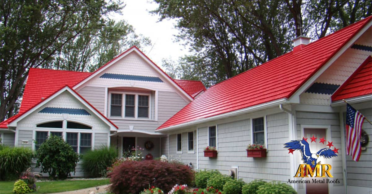 Rustic shingle product information for Roof color